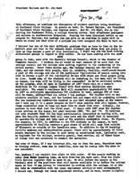 1966-01-30 Southwestern Symposium Transcript