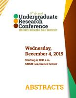 2019: 14th Annual Undergraduate Research Conference--Abstracts
