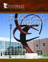 2012-13 SMSU Catalog