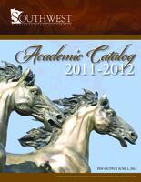 2011-12 SMSU Catalog