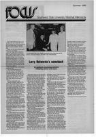 1986 Summer Focus