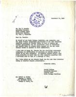 Letter from Arnold Paulson, Granite Falls, Minnesota, to Roy C. Prentis, St. Paul, Minnesota